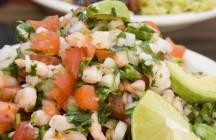 Shrimp and Seabass Ceviche