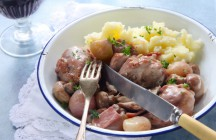 California Coq au Vin
