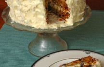 Zoe Bakes&#8230; The Ultimate Carrot Cake