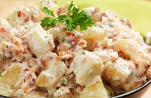 Southwestern Chipotle Potato Salad