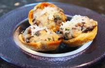 Mushroom Croustades Recipe