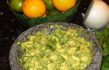 Simply Wonderful Guacamole