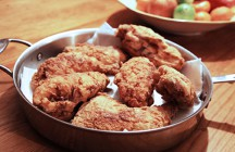 The Best Brined Buttermilk Fried Chicken