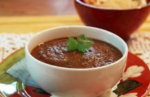 Restaurant-Style Roasted Salsa Roja