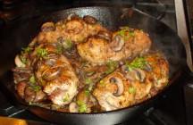 Chicken Frangelico