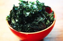 Crispy Kale Chips