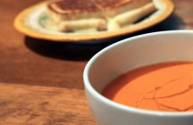 Creamy San Marzano Tomato Soup