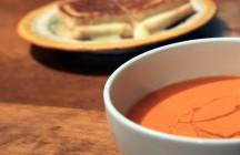 Creamy San Marzano Tomato Soup