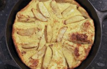 Apple Cinnamon Dutch Baby Pancake
