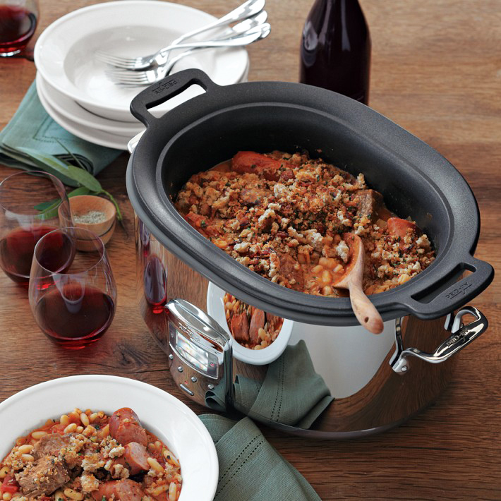 Enter Win An All Clad Deluxe Slow Cooker